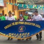 Cabana: Improvisación al iniciar Juegos Deportivos Nacionales 2013