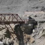 Pallasca: Llegó nuevo puente Chuquicara