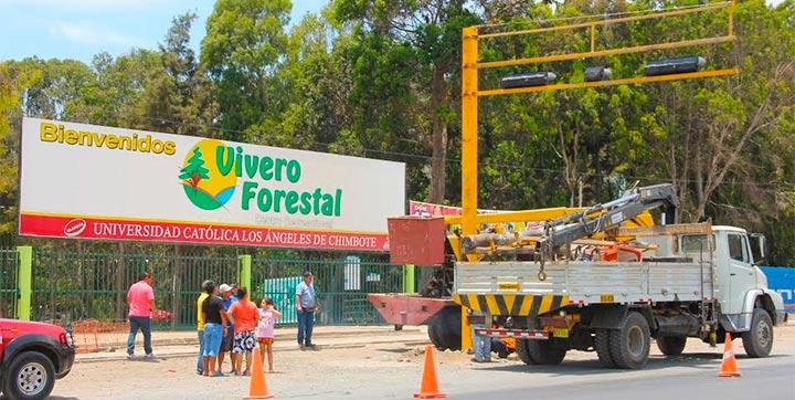 Ante clamor popular ponen sem foros frente al vivero for Proyecto productivo de vivero forestal